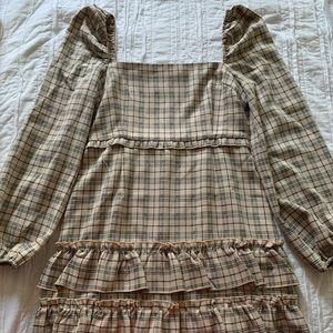NWT Forever 21 Puff Sleeve Dress